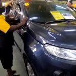 Government car auction in South Africa