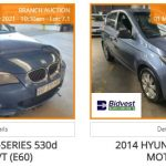 Burchmore cars for sale at auction