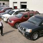 Bakkie Bargains at Repo Dealers
